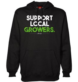 Stonerdays Support Local Growers Hoodie