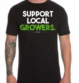 Stonerdays Support Local Growers tee