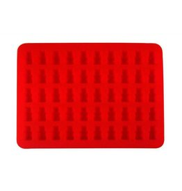 Dope Molds Gummy Bear Mold Red