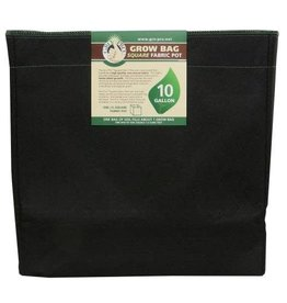 Gro Pro Gro Pro Square Fabric Pot 10 Gallon