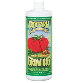 FoxFarm Fox Farm Grow Big 1 Quart