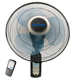 Hurricane Hurricane Super 8 Oscillating Digital Wall Mount Fan 16""