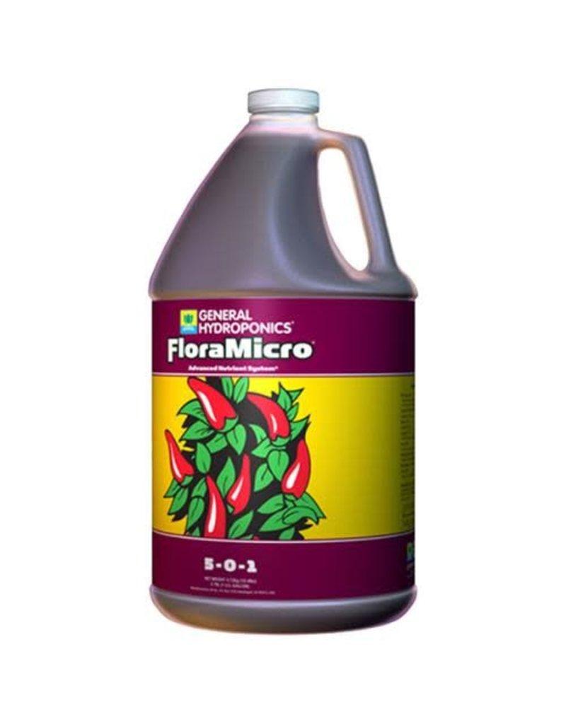 General Hydroponics GH Flora Micro - 1 Gallon / 4 Liter