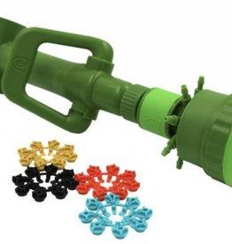 FloraFlex Flora Flex Quick Disconnect Pipe System Multi Flow Bubbler 3/4 Tee