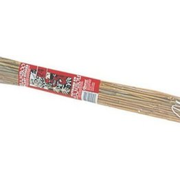 "Quest Heavy Duty Bamboo Stakes 60"" 6pk"
