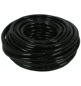 "Hydro Flow Hydro Flow Vinyl Tubing Black 3/8 "" ID - 1/2 "" OD - 100 ft (ROLL/BOX)"