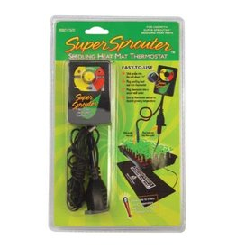 Super Sprouter Super Sprouter Seedling Heat Mat Thermostat