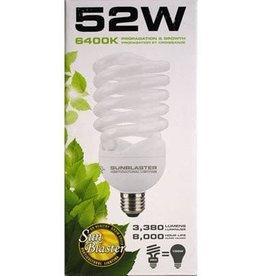 Sunblaster Sunblaster Fluocompact Bulb 52 Watt 6400K E26 Mogul