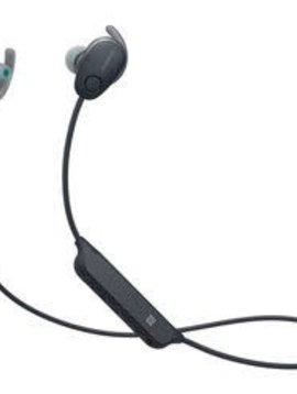 Sony WISP600N Headphone  (Black)