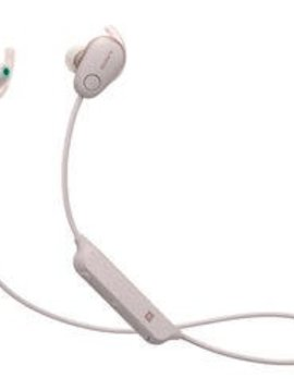 Sony WISP600N Headphone  (White)