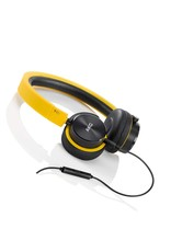 AKG Y40 Mini Headphones With Mic/Remote - Yellow