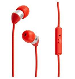 AKG Y23 XS écouteurs intra-auriculaires avec  télécommande/Mic -Rouge