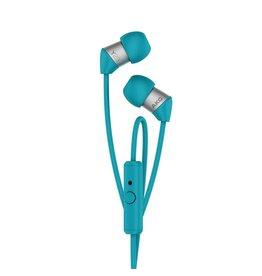 AKG Y23 XS In-Ear Headphones With Remote/Mic - Teal