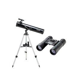 Safari SAF70076K 76 x 525mm Réflecteur Télescope et Jumelles Kit