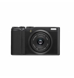 FujiFilm XF 10 Digital Camera with 18.5mm Wide Angle Lens - Black