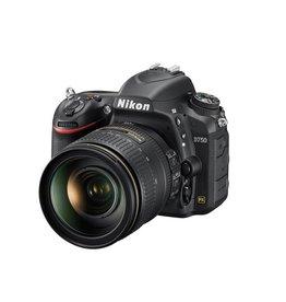 Nikon D750 Kit w/ AF-S NIKKOR 24-120mm VR Lens