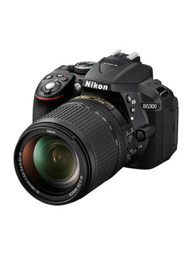 Nikon D5300 DSLR appareil photo avec 18-55mm VR Kit Objectif