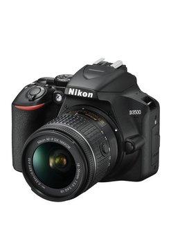 Nikon D3500 Kit w/ AF-P DX NIKKOR 18-55mm VR Objectif