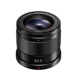 Panasonic H-HS043K LUMIX G 42.5mm f/1.7 Asph. Power O.I.S. Lens for Micro Four Thirds Cameras