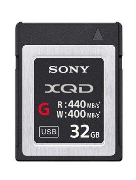 Sony 32GB XQD G Series Carte mémoire
