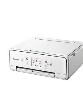 Canon PIXMA TS6120 Tout en un jet d'encre  Appareil imprimeur-Blanc