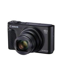 Canon PowerShot SX740 HS With case Black