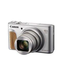 Canon PowerShot SX740 HS avec étui-Argent