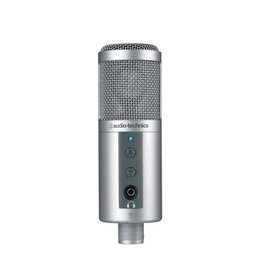 Audio-Technica Consumer ATR2500-Microphone USB/XLR dynamique cardioïde