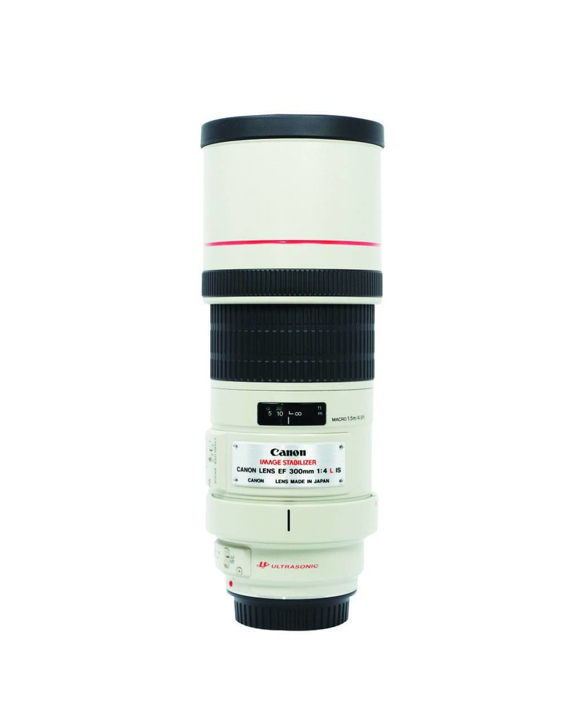 Canon EF 300mm f/4L IS USM Objectif