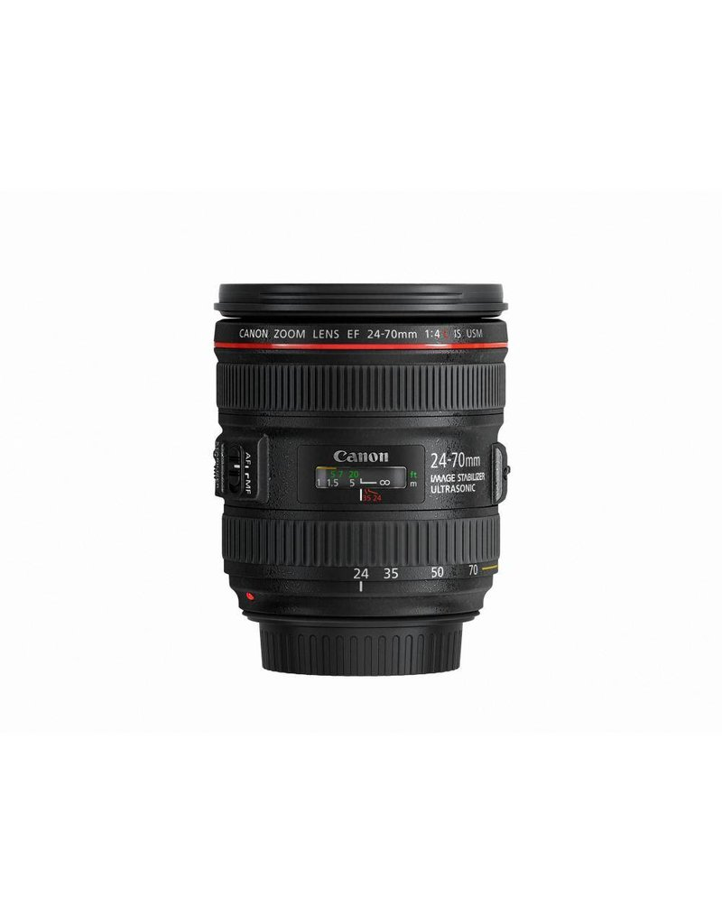 Canon EF 24-70mm f/4L IS USM Objectif