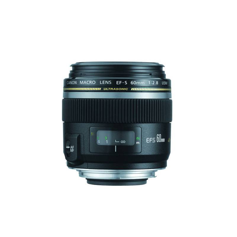 Canon EF-S 60mm f/2.8 Macro USM Objectif