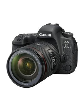 Canon EOS 6D Mark II Full frame DSLR Camera with 24-105mm f/4L II Lens