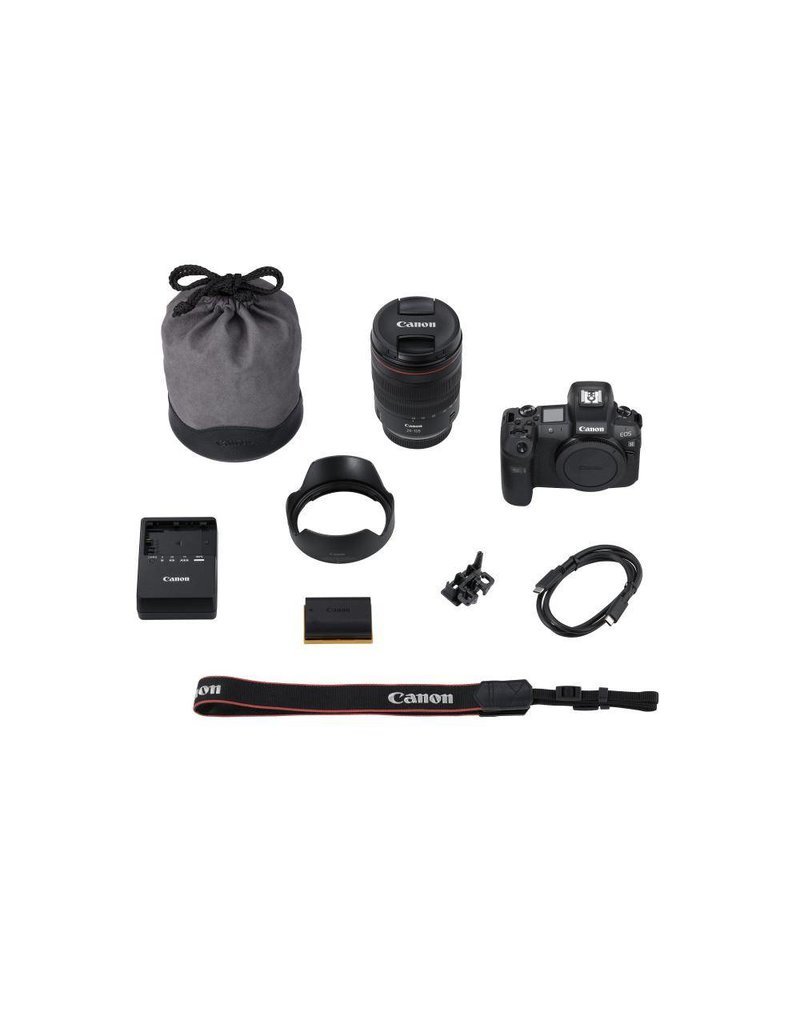 Canon EOS R Mirrorless Digital Camera 24-105 F4 USM Lens Kit