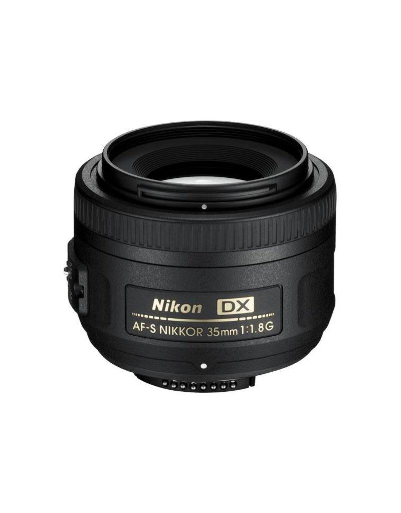 Nikon AF-S DX NIKKOR 35mm f/1.8G objectif