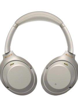 Sony WH-1000XM3/S - Écouteurs à réduction de bruit sans fil -argent