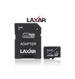 LAXTEK 64GB Micro SD card