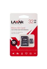 LAXTEK 32GB Micro SD card