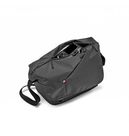 Manfrotto NX Camera Messenger Bag for CSC/DSLR with Lens - Grey