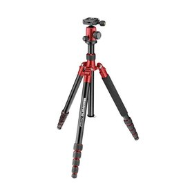 Manfrotto Element Traveller trépied petit avec rotule-Rouge
