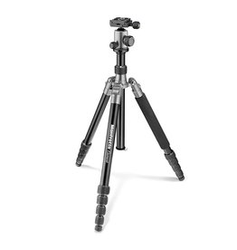 Manfrotto Element Small Tripod Kit with Ball Head - Silver