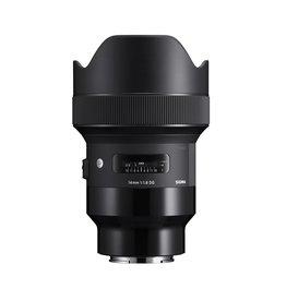 Sigma 14mm F1.8 DG HSM Art Lens For Sony E Mount