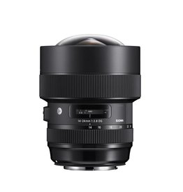 Sigma 14-24mm F2.8 DG HSM Art Lens For Canon EF