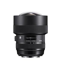 Sigma 14-24mm F2.8 DG HSM Art objectif pour Canon EF