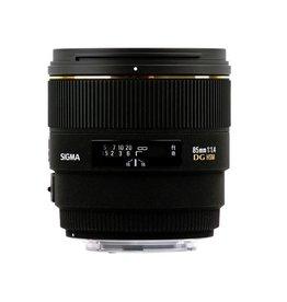 Sigma 85mm F1.4 EX DG HSM objectif pour Nikon