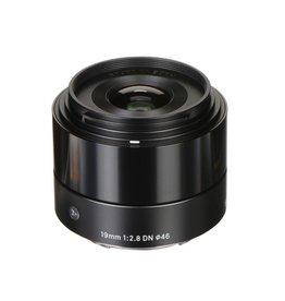 Sigma 19mm F2.8 DN objectif Art Noir pour Sony E Mount