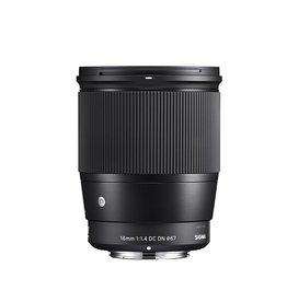 Sigma 16mm F1.4 DC DN Contemporary Lens for Micro Four Thirds