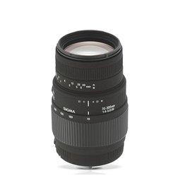 Sigma 70-300mm F4-5.6 DG Macro objectif pour Canon