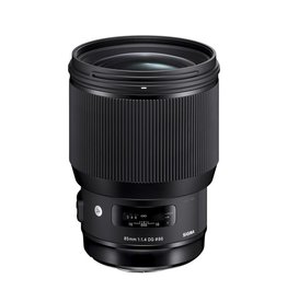 Sigma 85mm F1.4 DG HSM Art Lens For Sony E Mount