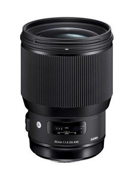 Sigma 85mm F1.4 DG HSM Art objectif pour Sony E Mount