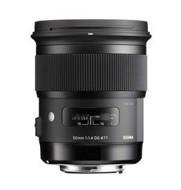 Sigma 50mm F1.4 DG HSM Art objectif pour Sony E Mount